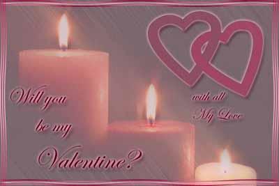 Hearts-Valentine Card